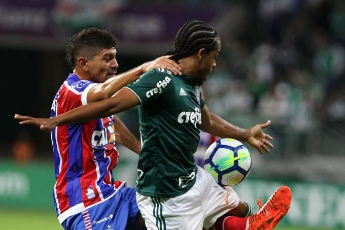 Palmeiras X Bahia Ao Vivo Assistir Online Ao Jogo Pelo