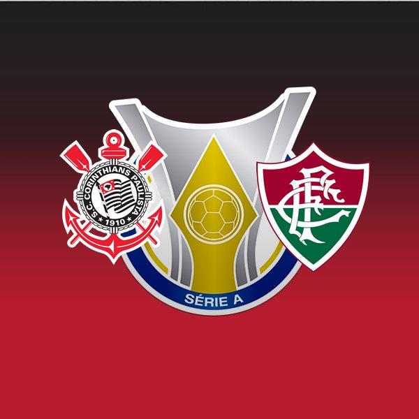 Veja onde assistir ao vivo Corinthians x Fluminense pelo Brasileirão. Imagem - Divulgação