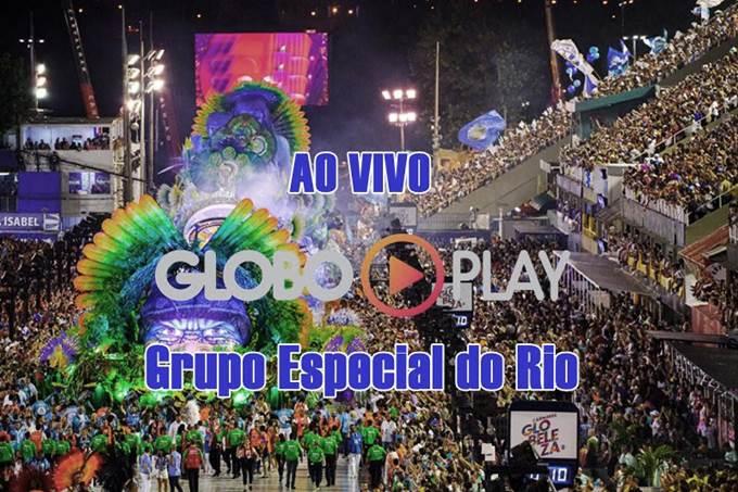 Apuração do Grupo Especial do Rio ao vivo Globo na online. Foto/Divulgação
