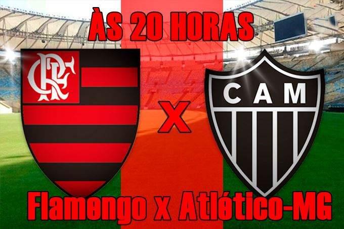 Onde assistir Flamengo x Atlético-MG ao vivo. Foto/Divulgação