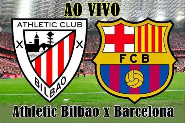 Jogo do Athletic Bilbao x Barcelona ao vivo online Copa do Rei. Foto: divulgação