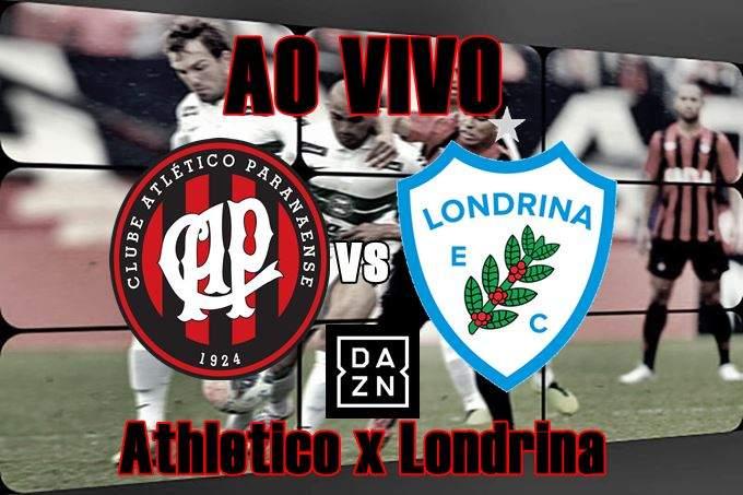 Onde assistir ao vivo Athlético Paranaense x Londrina ao vivo online. Foto/Divulgação