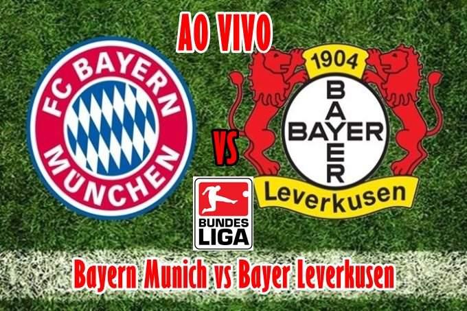 Live: Bayern Munich vs Bayer Leverkusen ao vivo online. Foto/Divulgação