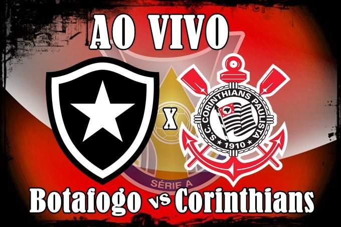 Jogo do Corinthians ao vivo: como assistir Botafogo x Corinthians online grátis