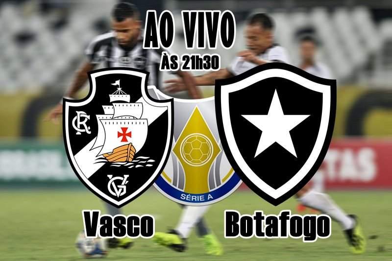 Onde assistir Botafogo x Vasco ao vivo pelo Brasileirão 2019. Foto/Divulgação