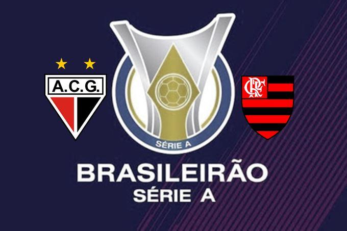 Campeonato Brasileiro Atlético-GO x Flamengo ao vivo. Foto/Divulgação