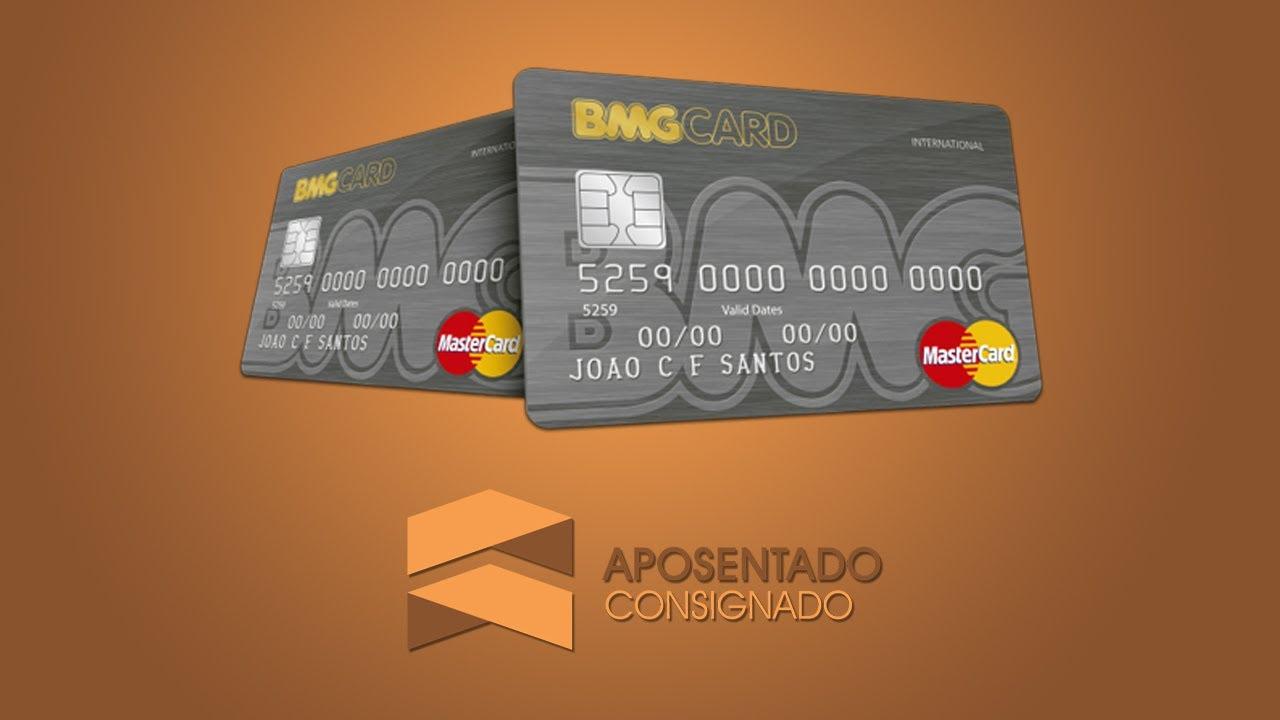 Cartão de crédito BMG sem consulta ao Serasa. Imagem/Divulgação