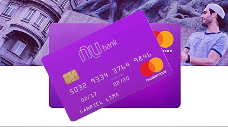 Cartão de crédito Nubank como fazer. Imagem/Divulgação