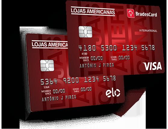 Cartão das Lojas Americanas oferece vantagens - Foto/Divulgação