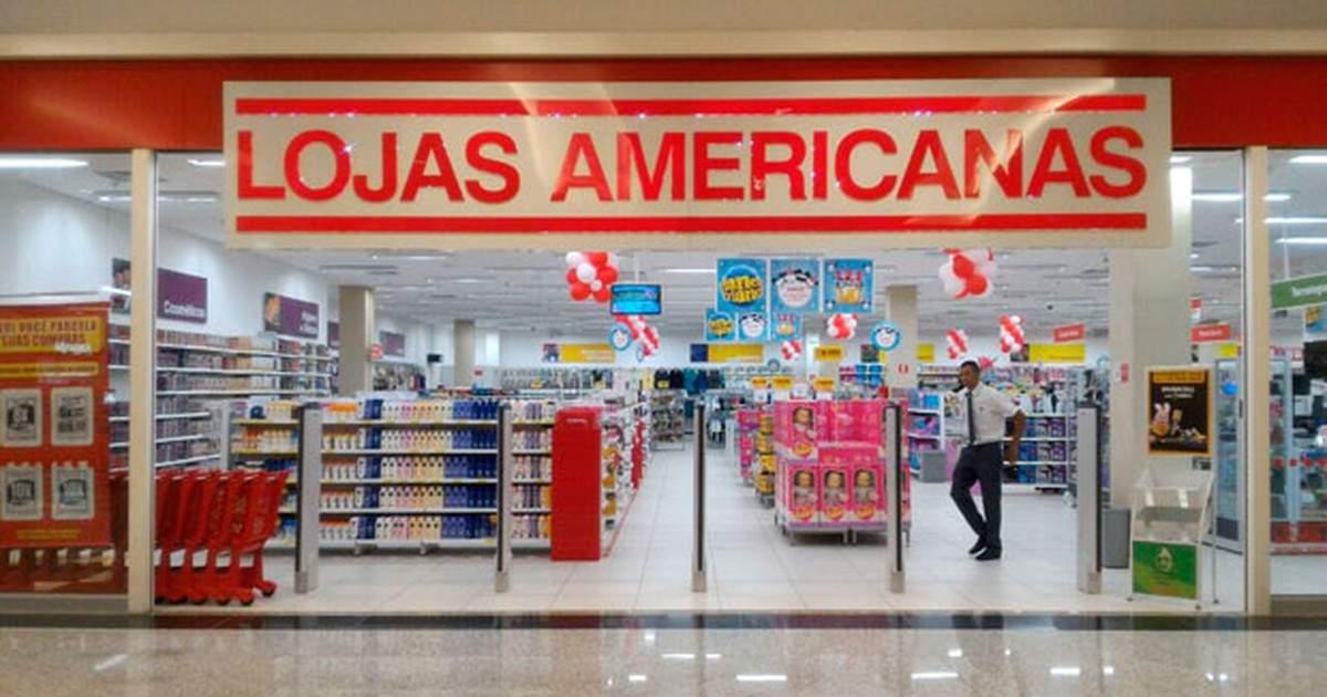 Lojas Americanas estão presentes em todo o território nacional - Foto/Divulgação