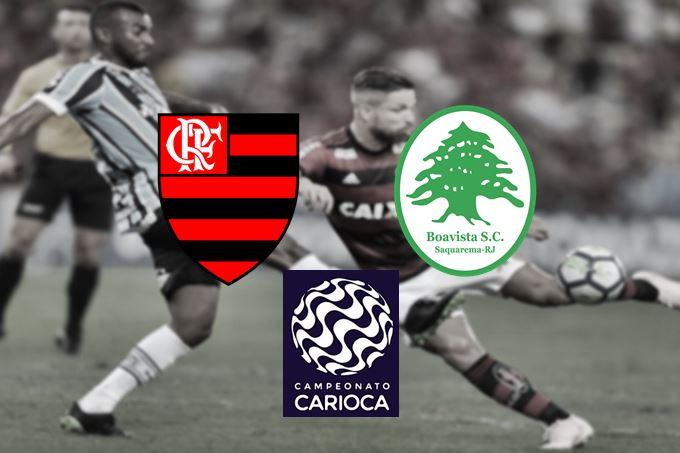 Flamengo x Boavista terá transmissão ao vivo na FLA TV. Foto - Futebol ao Vivo