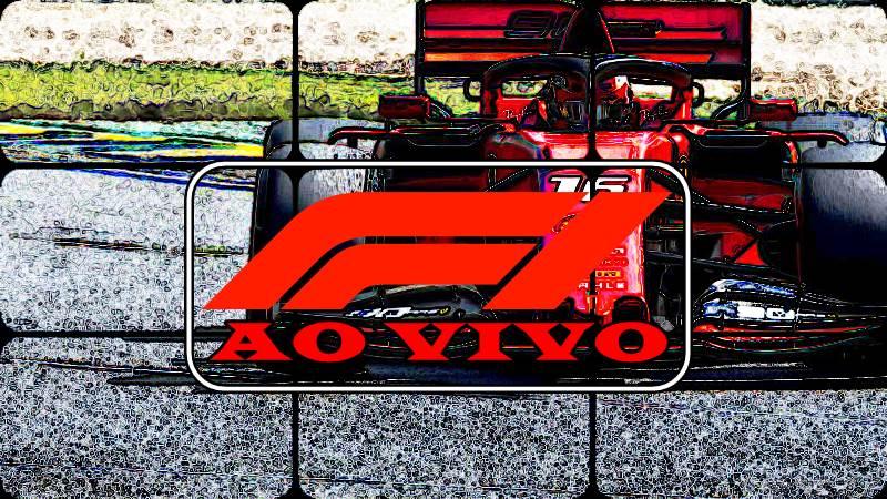 Onde assistir a Formula 1 ao vivo. Sebastian Vettel, pilotando a Ferrari. Foto/Montagem