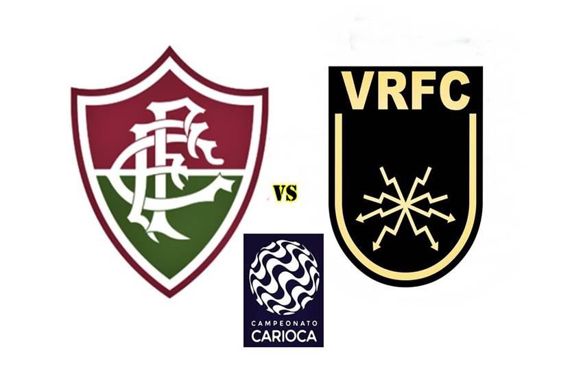 Jogo do Fluminense e Volta Redonda ao vivo. Foto - Divulgação
