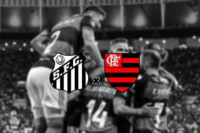 Veja onde assistir ao jogo Santos x Flamengo ao vivo online neste domingo, 30 de agosto, às 16 horas, pelo Campeonato Brasileiro 2020.
