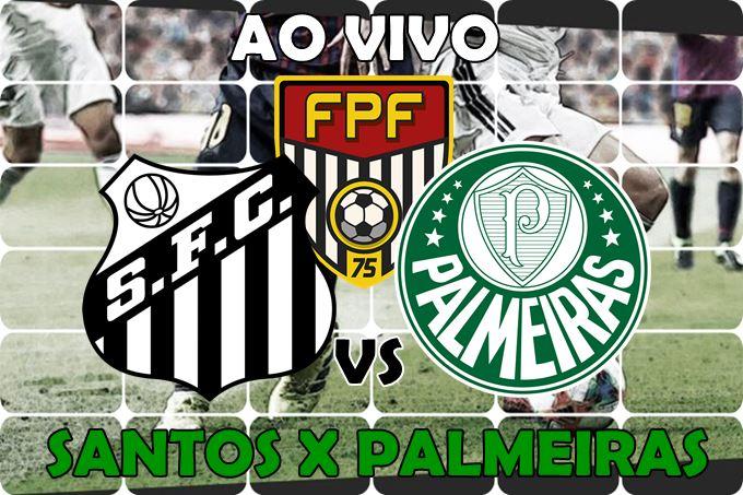 Onde assistir ao jogo do Santos x Palmeiras ao vivo online. Foto: divulgação