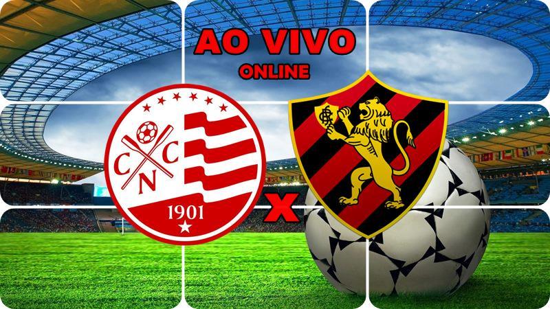 Onde assistir o jogo da final Náutico x Sport ao vivo. foto/Montagem
