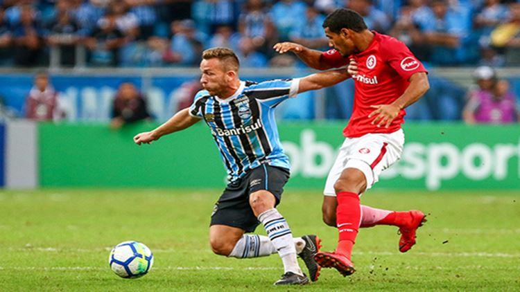 Onde assistir inter x Grêmio ao vivo online nesta quarta-feira. Foto/Ilustração