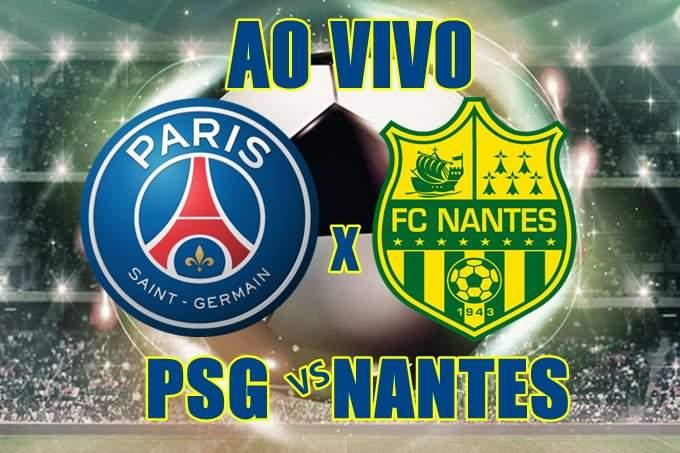 Jogo do PSG ao vivo: PSG x Nantes ao vivo online Ligue 1. Foto/Divulgação