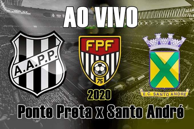 Ponte Preta x Santo André se enfrentam, às 19h00, pelo Campeonato Paulista: confira onde assistir ao jogo ao vivo e online. Foto/Divulgação