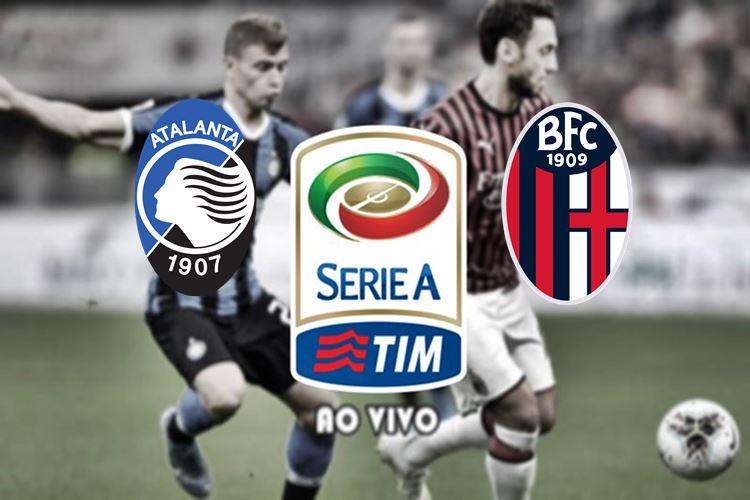 Série A TIM Campeonato Italiano Atalanta x Bologna ao vivo. (Foto/Reprodução)