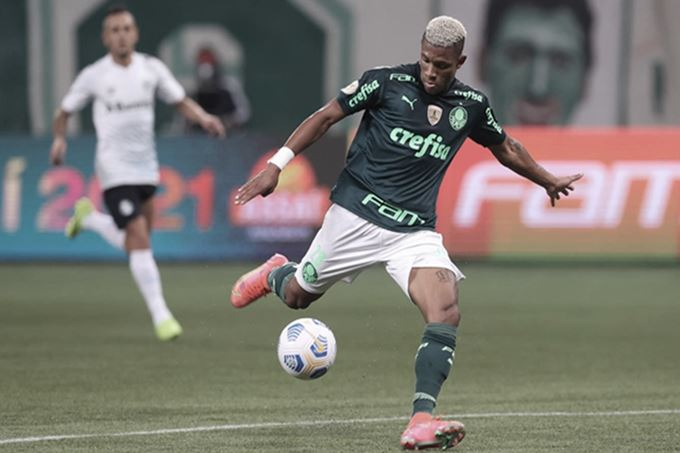 Universidad Catolica x Palmeiras ao vivo pela Libertadores - Foto Cesar Greco SE-Palmeiras