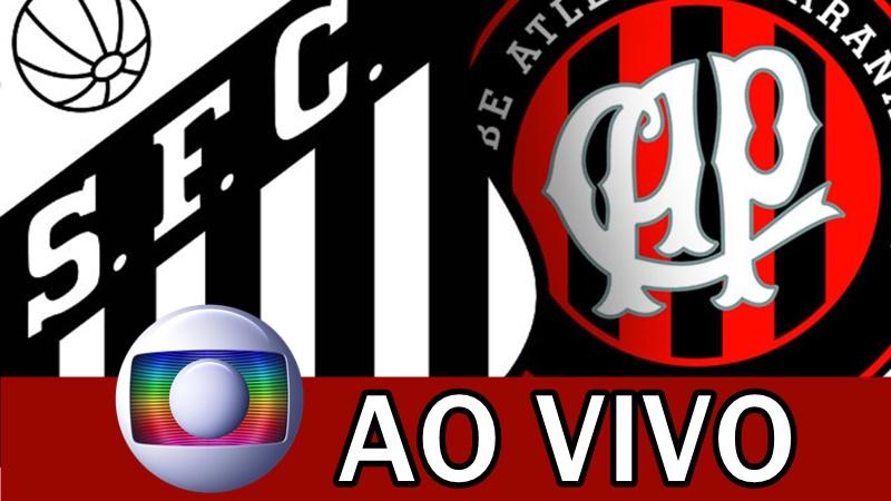 Santos x Atlético-PR ao vivo: como assistir online na GLOBO? - Foto/Divulgação