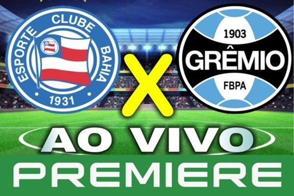 Assistir Grêmio x Bahia ao vivo - Foto/Divulgação