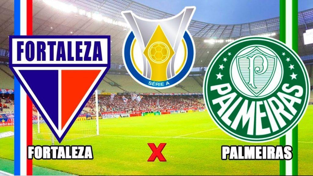 Fortaleza x Palmeiras ao vivo: como assistir jogo online
