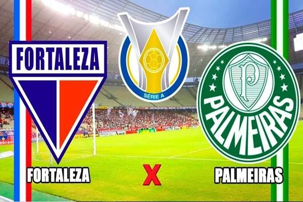 Fortaleza x Palmeiras ao vivo online: como assistir jogo na internet