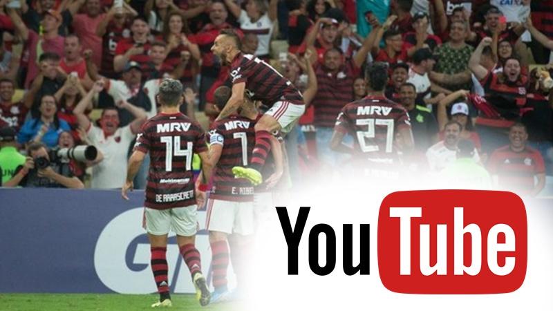 Flamengo x São Paulo ao vivo no Youtube: como assistir jogo?