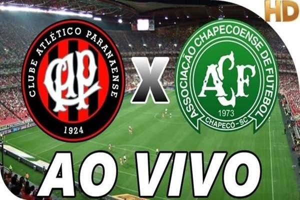 Jogo do Atlético Paranaense ao vivo: assistir Atlético-PR x Chapecoense