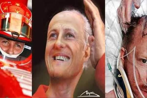 Michael Schumacher volta a ser notícia e sobre boato de suposta morte, após ser internado em hospital