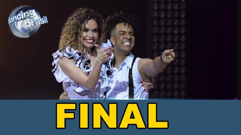 Enquete Dancing Brasil: saiba quem deve ganhar