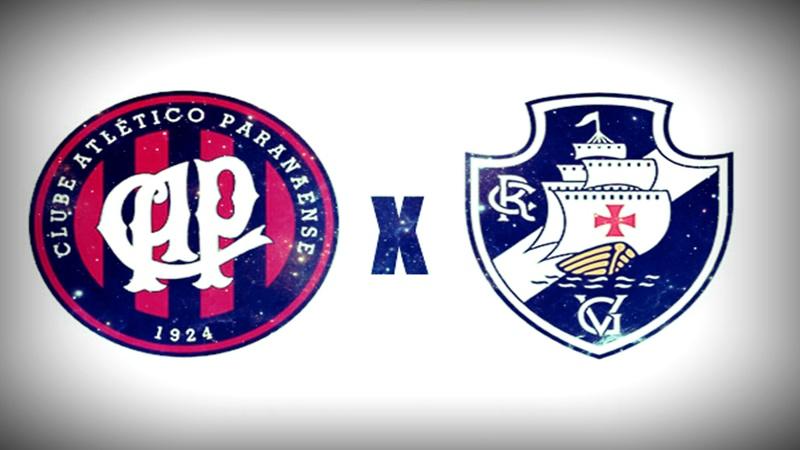 Vasco x Atlético-PR ao vivo online: onde assistir Jogo do Atlético Paranaense
